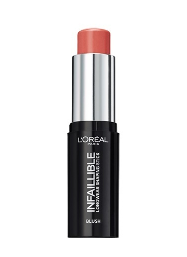 L'Oréal Paris Infaillible Shaping Stick Allık 002 Nude İn Rose Pembe